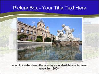 Greek administrative building PowerPoint Template - Slide 15