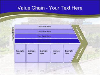 Greek administrative building PowerPoint Template - Slide 27