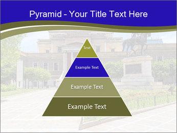 Greek administrative building PowerPoint Template - Slide 30