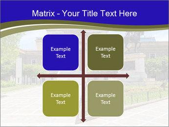 Greek administrative building PowerPoint Template - Slide 37