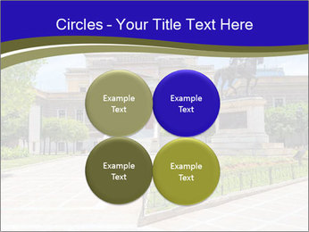 Greek administrative building PowerPoint Template - Slide 38