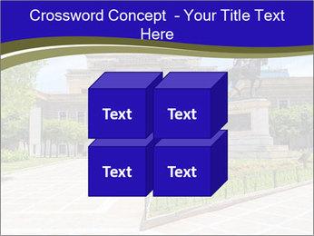 Greek administrative building PowerPoint Template - Slide 39