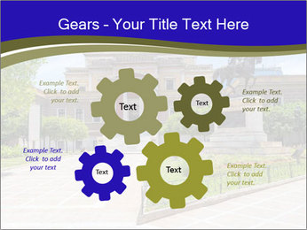 Greek administrative building PowerPoint Template - Slide 47