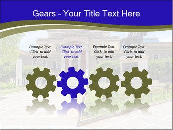 Greek administrative building PowerPoint Template - Slide 48