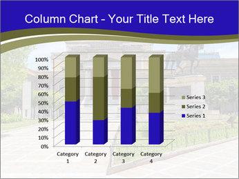 Greek administrative building PowerPoint Template - Slide 50