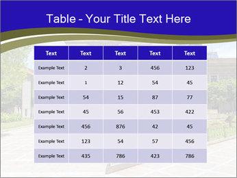 Greek administrative building PowerPoint Template - Slide 55