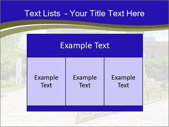 Greek administrative building PowerPoint Template - Slide 59