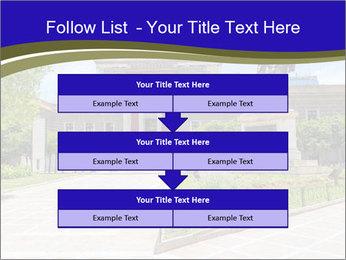 Greek administrative building PowerPoint Template - Slide 60