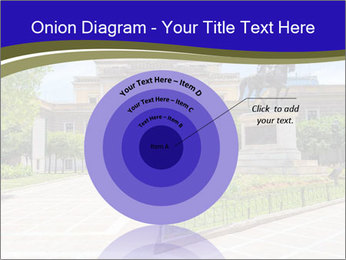 Greek administrative building PowerPoint Template - Slide 61