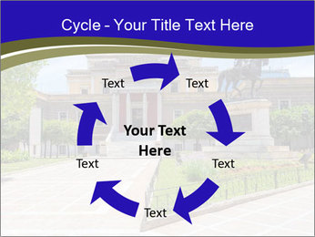 Greek administrative building PowerPoint Template - Slide 62
