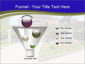 Greek administrative building PowerPoint Template - Slide 63