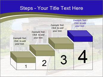 Greek administrative building PowerPoint Template - Slide 64