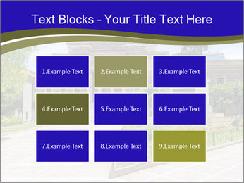 Greek administrative building PowerPoint Template - Slide 68