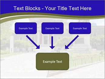 Greek administrative building PowerPoint Template - Slide 70
