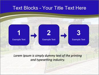 Greek administrative building PowerPoint Template - Slide 71