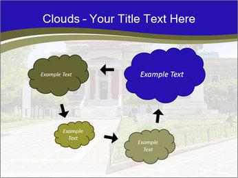 Greek administrative building PowerPoint Template - Slide 72