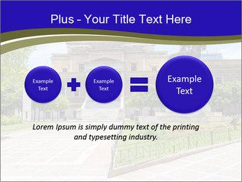Greek administrative building PowerPoint Template - Slide 75