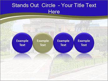 Greek administrative building PowerPoint Template - Slide 76