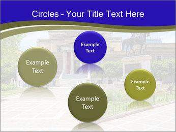 Greek administrative building PowerPoint Template - Slide 77