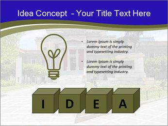 Greek administrative building PowerPoint Template - Slide 80