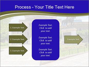 Greek administrative building PowerPoint Template - Slide 85