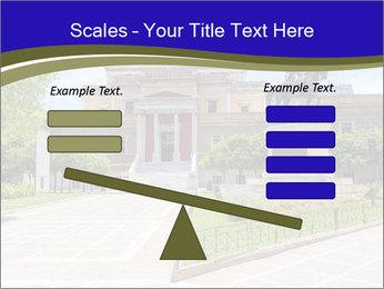 Greek administrative building PowerPoint Template - Slide 89