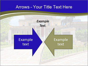 Greek administrative building PowerPoint Template - Slide 90