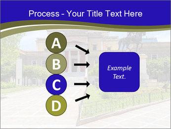 Greek administrative building PowerPoint Template - Slide 94