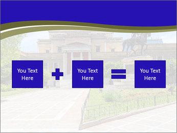 Greek administrative building PowerPoint Template - Slide 95