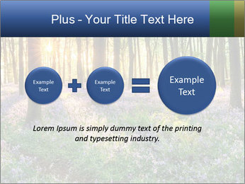 Enchanted forest PowerPoint Templates - Slide 75