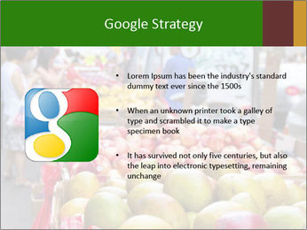 Vegetable Market PowerPoint Template - Slide 10
