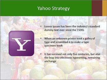 Vegetable Market PowerPoint Template - Slide 11