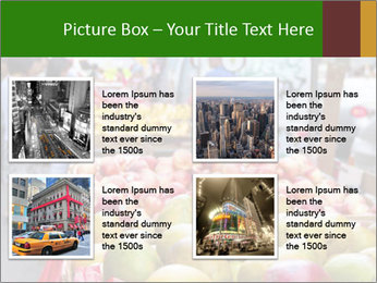 Vegetable Market PowerPoint Templates - Slide 14