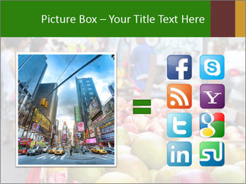 Vegetable Market PowerPoint Templates - Slide 21