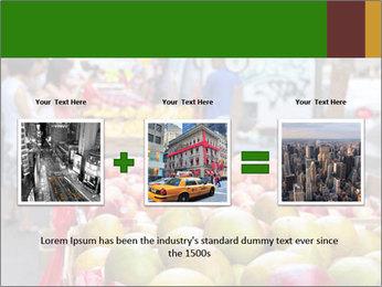 Vegetable Market PowerPoint Template - Slide 22