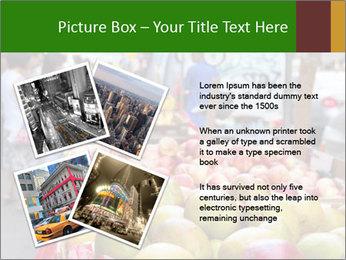 Vegetable Market PowerPoint Template - Slide 23