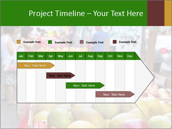 Vegetable Market PowerPoint Templates - Slide 25