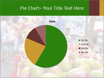 Vegetable Market PowerPoint Template - Slide 36