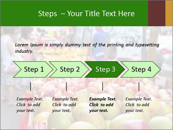 Vegetable Market PowerPoint Templates - Slide 4