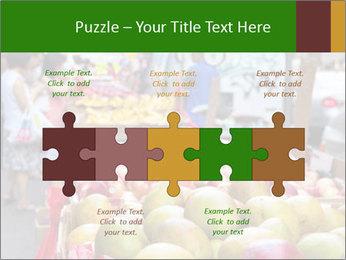 Vegetable Market PowerPoint Template - Slide 41