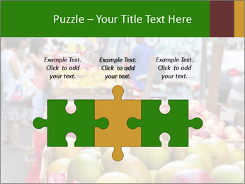 Vegetable Market PowerPoint Templates - Slide 42