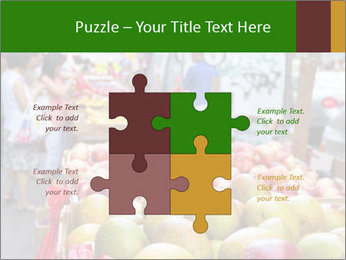 Vegetable Market PowerPoint Templates - Slide 43