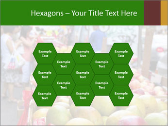 Vegetable Market PowerPoint Templates - Slide 44