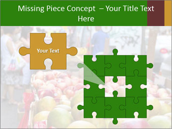 Vegetable Market PowerPoint Templates - Slide 45