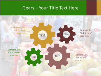 Vegetable Market PowerPoint Templates - Slide 47