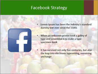 Vegetable Market PowerPoint Templates - Slide 6