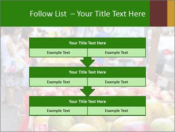 Vegetable Market PowerPoint Template - Slide 60