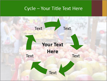 Vegetable Market PowerPoint Template - Slide 62