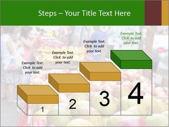 Vegetable Market PowerPoint Template - Slide 64