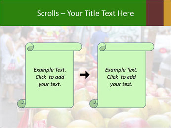 Vegetable Market PowerPoint Templates - Slide 74